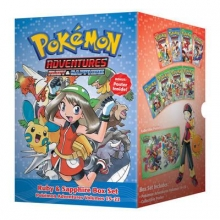 Kusaka, Hidenori Pokemon Adventures Ruby & Sapphire Box Set