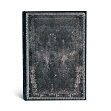 Paperblanks Midnight Steel Lined Midi