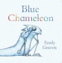 Gravett, Emily Blue Chameleon