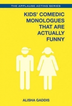 Kids` Comedic Monologues That Are Actually Funny