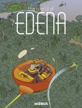 Moebius The World of Edena