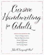 John Neal Cursive Handwriting for Adults