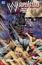 Foley, Mick,   Riches, Shane WWE Superstars 3