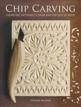 Tatiana Baldina Chip Carving