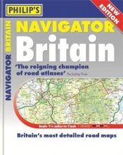Philip`s 2019 Essential Navigator Britain Flexi