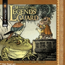 Petersen, David Mouse Guard: Legends of the Guard 2