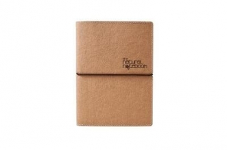Ciak Natural Tan Leather Journal