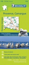 Michelin Provence, Camargue - Zoom Map 113