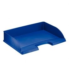 , Brievenbak Leitz 5218 Plus dwars blauw