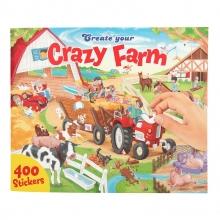 , Greate your cry farm tekenboek