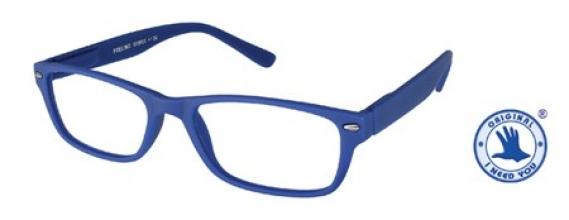 , Leesbril +1.50 Feeling blauw