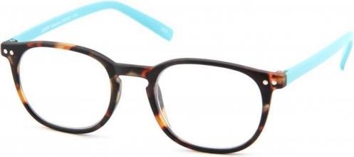 G55710 , Leesbril junior g55700 bruin/turqouise 1.00