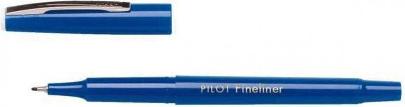 , Fineliner PILOT SW-PPF blauw 0.4mm