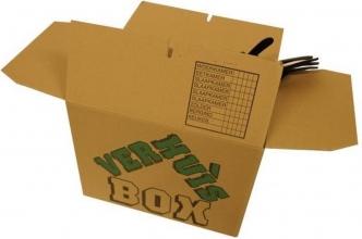 , Verhuisdoos CleverPack bedrukt 480x320x360mm 5stuks