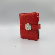 Om212kb12.09s , Succes omslag newme mini buckle red 09s 15 mm