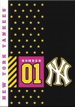 , Schrift a4 lijn new york yankees