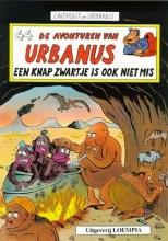 Urbanus, W.  Linthout Urbanus Een knap zwartje is ook niet mis 044