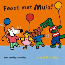 Lucy  Cousins Feest met Muis