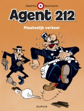 Daniël,Kox/ Cauvin,,Raoul Agent 212 04