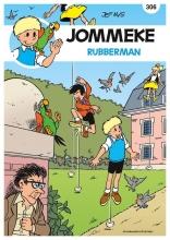 Wouters Philippe Delzenne, Rubberman