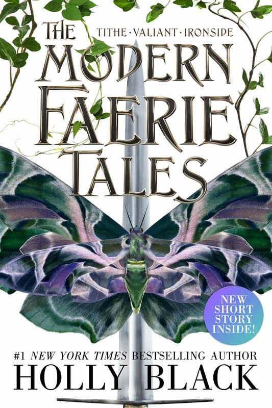 Holly Black,The Modern Faerie Tales