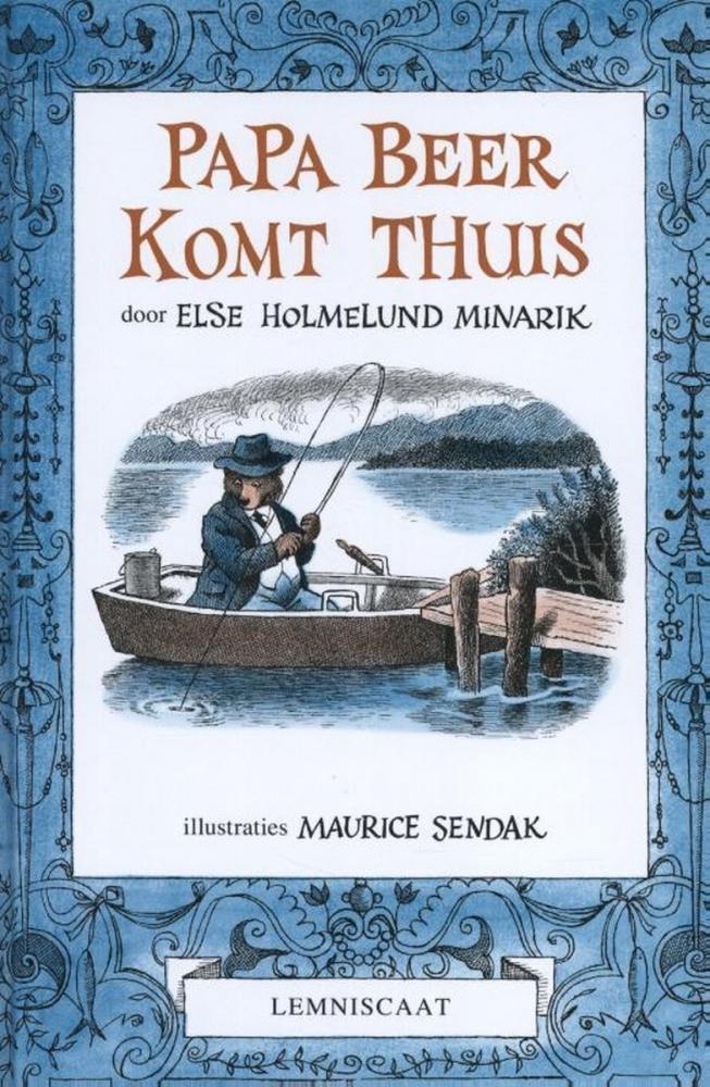 Else Holmelund Minarik,Papa Beer komt thuis