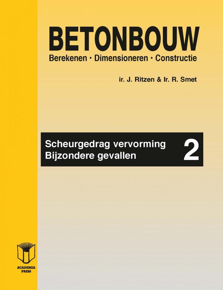 Jan Ritzen, Robert Smet,BETONBOUW - DEEL 2 (POD)