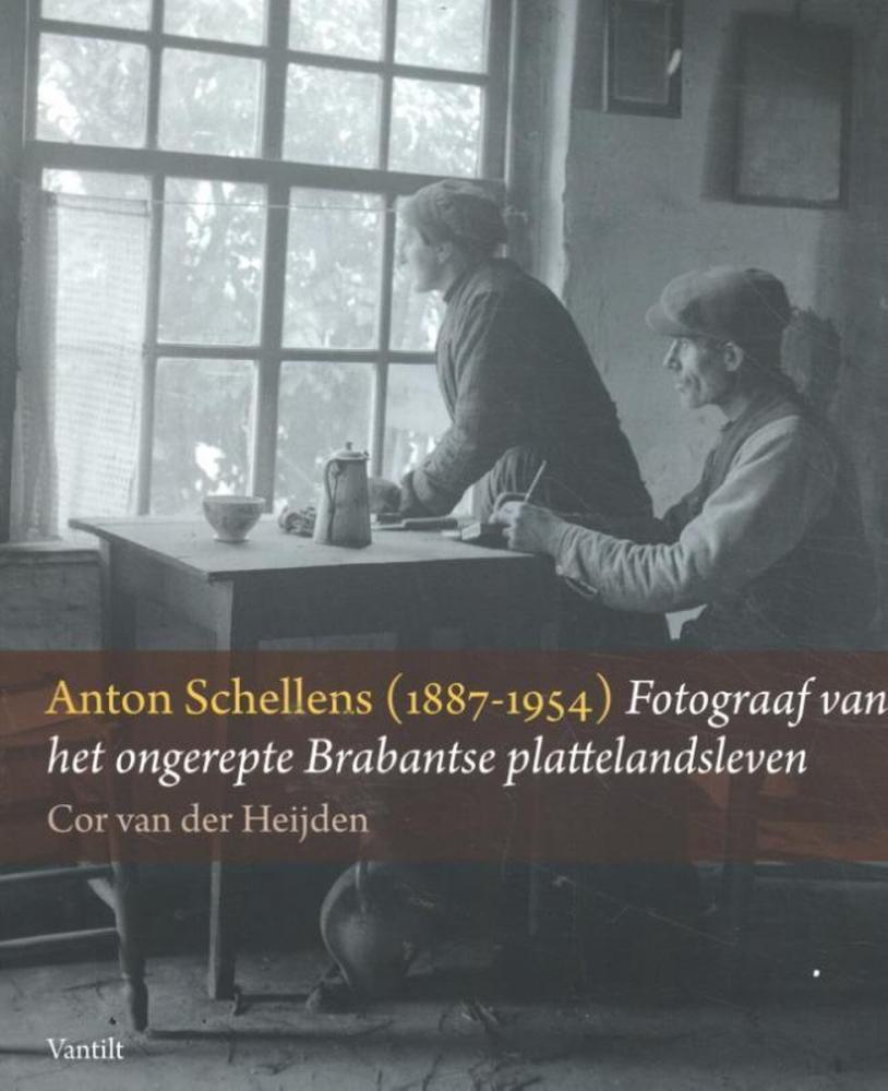 Cor van der Heijden,Anton Schellens (1887-1954)
