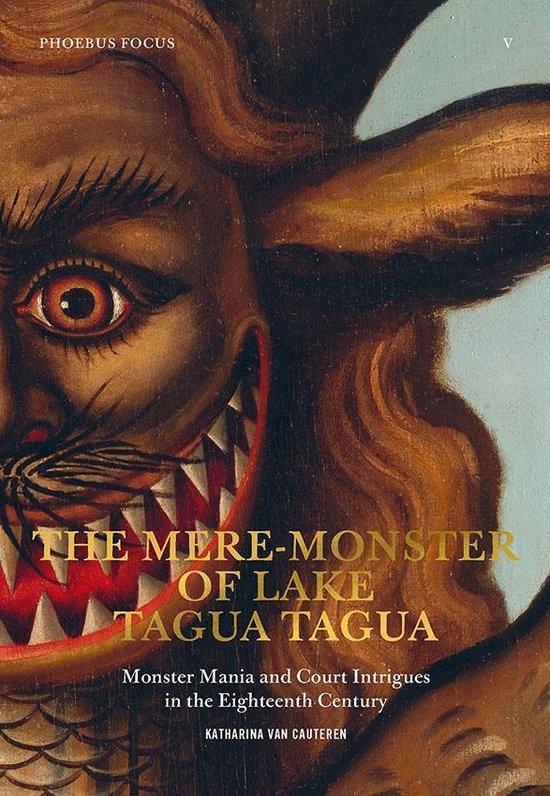 Katharina Van Cauteren,The Mere-Monster of Lake Tagua Tagua