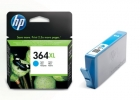 , Cartridge Hp 364cl Cyaan