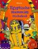 Usborne Stickerboeken Egyptische Mummies, Usborne Stickerboeken