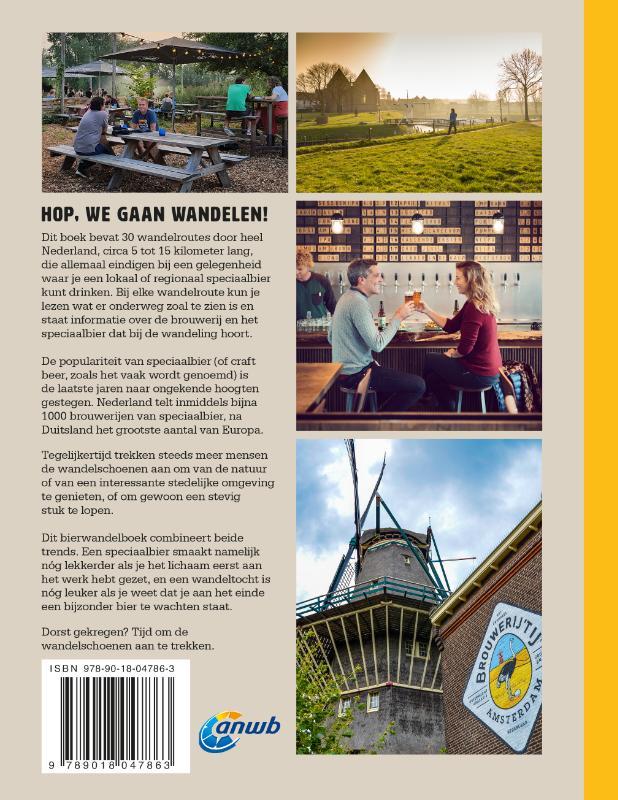 Guido Derksen,Het grote Nederlandse Bierwandelboek