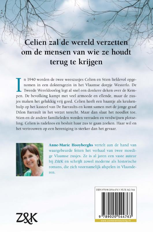 Anne-Marie Hooyberghs,Op zoek naar mijn zusje