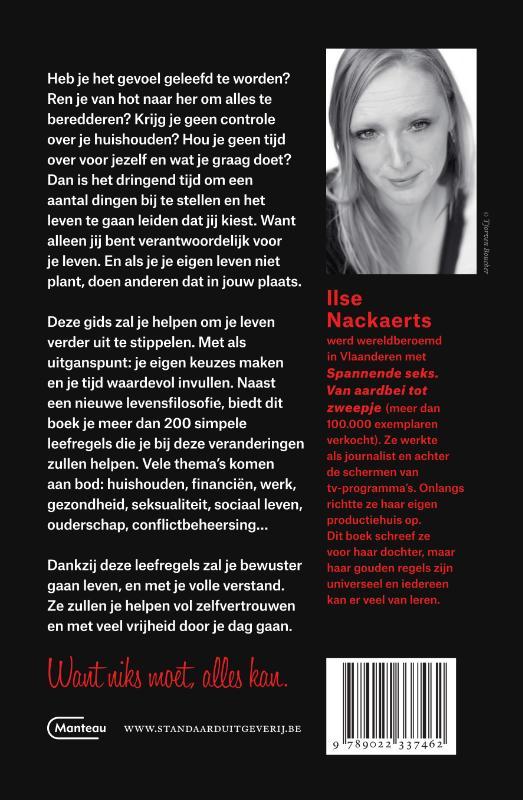 Ilse Nackaerts,Moet just niks