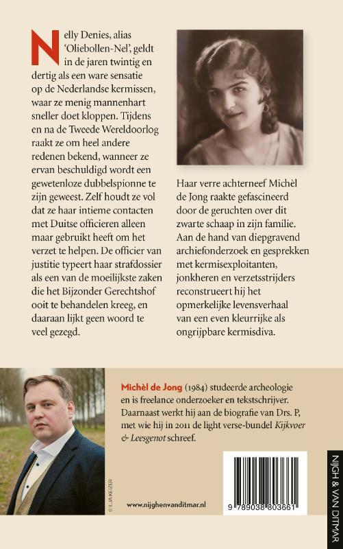 Michèl de Jong,Oliebollen-Nel