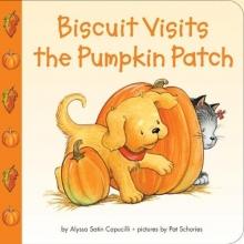Capucilli, Alyssa Satin Biscuit Visits the Pumpkin Patch