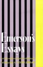 Emerson, Ralph Waldo Emerson`s Essays