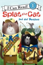 Scotton, Rob Splat the Cat and the Hotshot