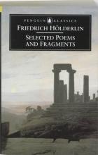 Friedrich Hoelderlin,   Jeremy Adler,   Michael Hamburger Selected Poems and Fragments