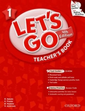 Let`s Go 1. Teacher`s Book With Test Center Pack