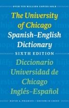 Pharies, David A. The University of Chicago Spanish-English Dictionary: Diccionario Universidad De Chicago Ingles-Espanol