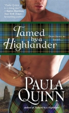 Quinn, Paula Tamed by a Highlander