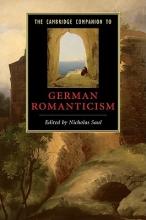 Saul, Nicholas Cambridge Companions to Literature