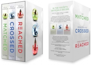 Ally,Condie Matched Trilogy Boxed Set