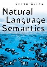 Keith Allan Natural Language Semantics
