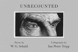 Sebald, Winfried Georg Unrecounted