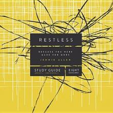 Jennie Allen Restless Study Guide