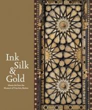 Laura Weinstein Ink Silk & Gold