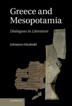 Haubold, Johannes Greece and Mesopotamia