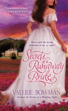 Bowman, Valerie Secrets of a Runaway Bride